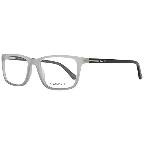GANT GA3145 54020 Brillengestelle GA3145 020 Rechteckig Brillengestelle 54, Grau