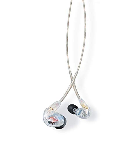 Shure SE425-CL-EFS Sound Isolating Earphones (Renewed)