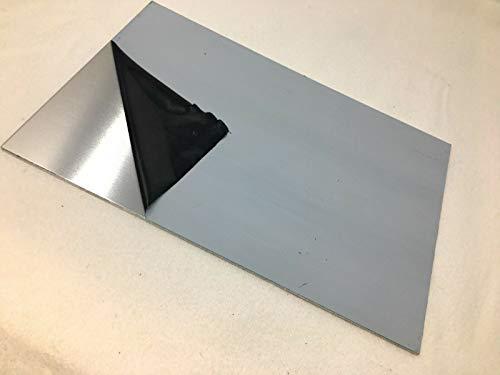 1-3mm Alublech Aluminium Platte Blech Aluplatte Alu Zuschnitt 20x30 cm (2 mm)