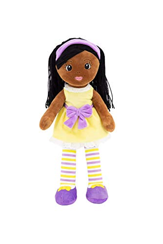 """PLUSHIBLE BRIDGING MILES WITH SMILES Sharewood Forest Friends - Plush Stuffed Animal for Girls and Boys - 18"""" Rag Doll (Kaylie The Rag Doll)"""