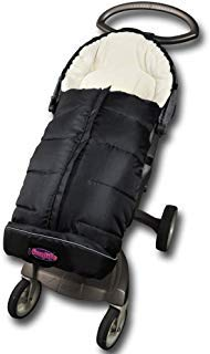 Cozy Baby Sleeping Bag Adaptable for Most Style Strollers,Comfortable Warm Coral Lining, Practical Design Makes Our Toddler Footmuff for Stroller Outstanding
