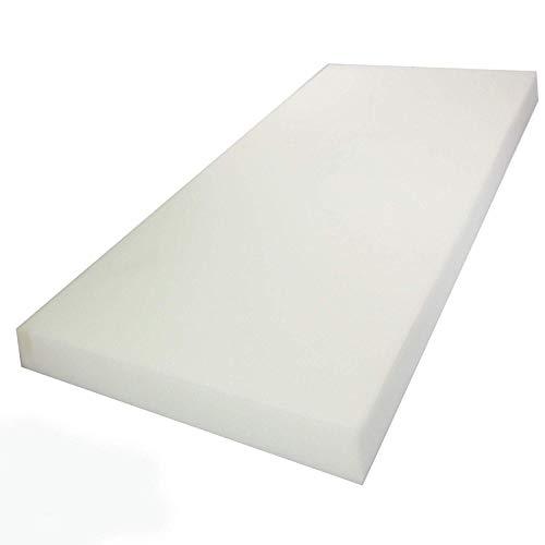Mybecca 4' X 30' X 72' Upholstery Foam Cushion High Density (Seat Replacement, Upholstery Sheet, Foam Padding)