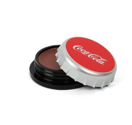 Lip Smacker - Bálsamo labial con forma de chapa de Coca