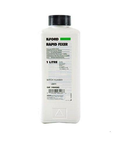 Ilford 1984262 -Fijador líquido rápido para Papel de Foto. 1 litro