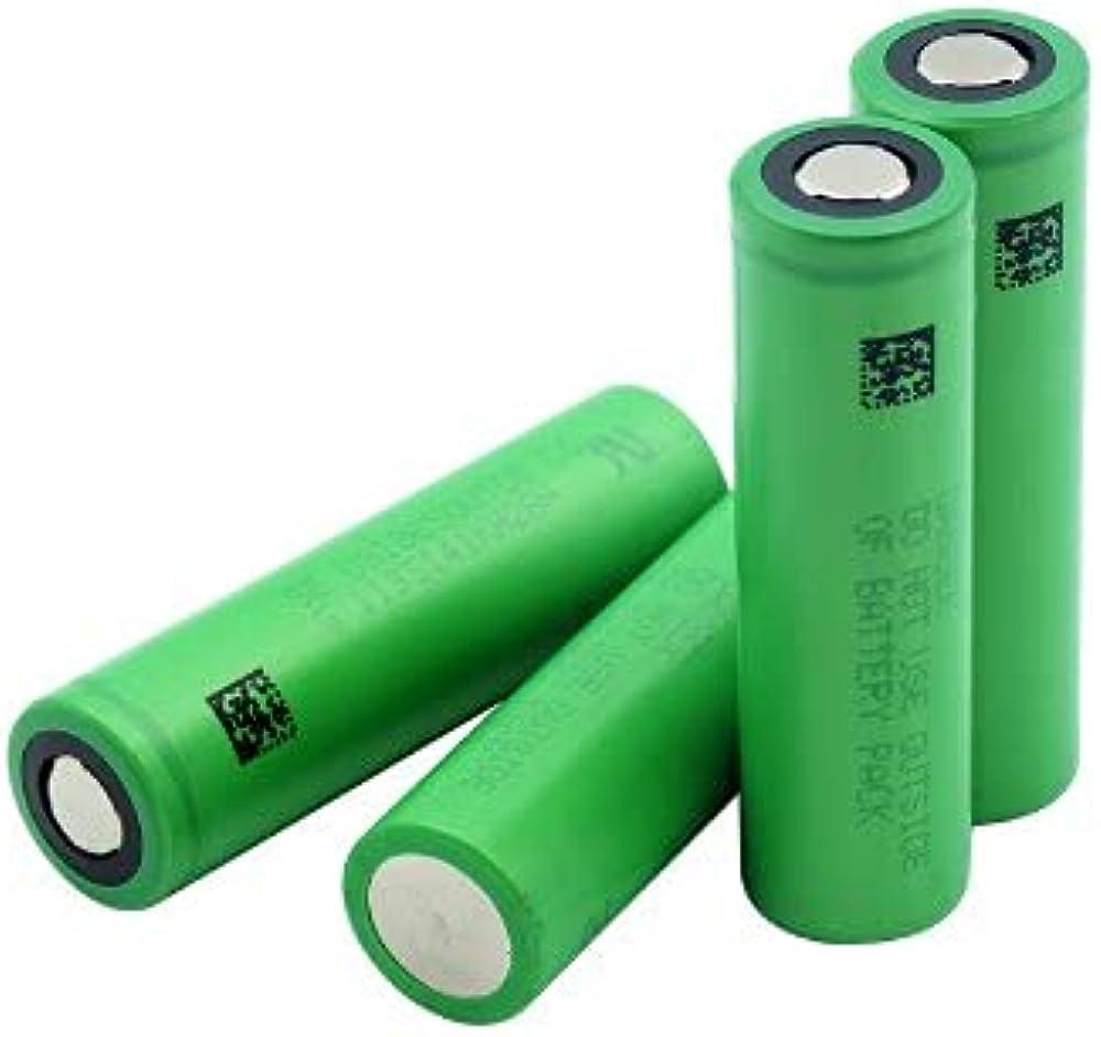 Gssdp 10 batterie ricaricabili agli ioni di litio vtc6 3.7v 3000mah 18650 per sigarette elettroniche giocattol US18650VTC6
