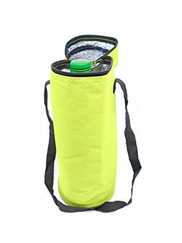 Verde 3L Total Hidalgo 1.5l Botellas Enfriador Flexible portátil para Playa Camping Bolsa térmica Camping Enfriador Camuflaje Militar