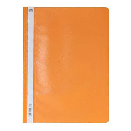 TTO Schnellhefter A4, PP, 110/170µm, Orange