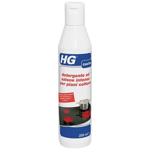HG detergente ad azione intensa per piani cottura - 250 ml