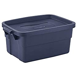 Rubbermaid Roughneck Storage Reusable, Set of Storage Containers