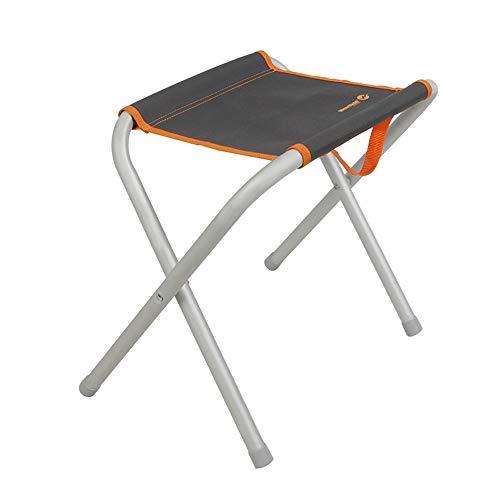 LifeX Gris Double X Forme Sketch Banc Pliable Barbecue en Plein Air Pliable Mazar Camping Tabouret Pliant Portable en Aluminium Pliable Up Line Up Chaise