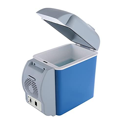 Car Refrigerator 12V Portable Fridge, Mini Fridge Cooler& Warmer Portable...