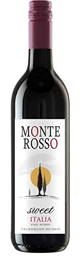 Monte Rosso Sweet Italia Rotwein lieblich (1 x 0.75 l)