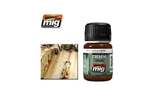 AMMO MIG-1204 - Esmalte Efecto óxido de Calcetines