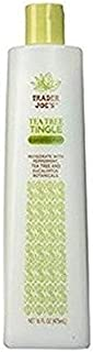 Trader Joe's Tea Tree Tingle Conditioner with Peppermint and Eucalyptus –..