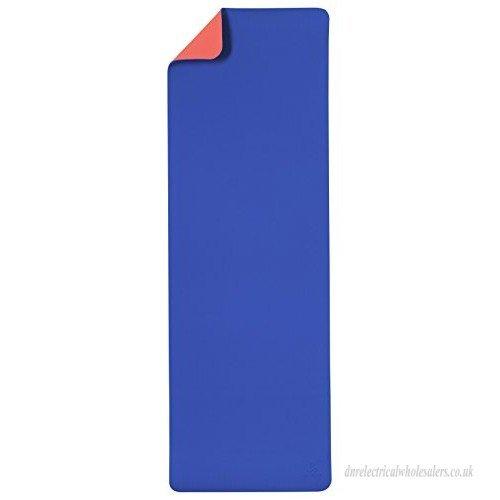 【プラナprAna】ヨガマットhennaECOyogamatエコヨガマットFutureBlue(FutureBlue)