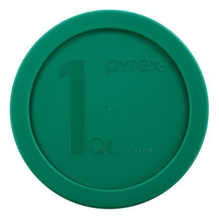 Pyrex - Green 1 Quart Mixing Bowl Lid by Pyrex