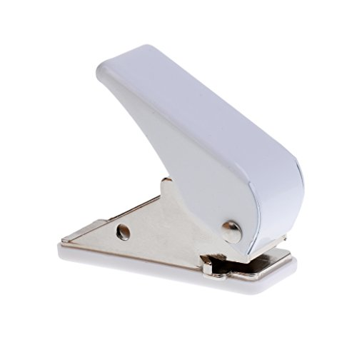 MagiDeal Darts Flight Punch - Locher - (Flights zu lochen um dann einen Federring einzusetzen) Dartflights Lochen Maschine
