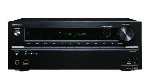 Onkyo TX-NR636 B 7.2-Kanal AV-Netzwerk-Receiver (HDMI 2.0, WiFi, Bluetooth, 4k/60Hz, HDCP 2.2, HiRes-Audio, Musikdienste, Remote App)