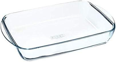 Pyrex 3059019 - Fuente rectangular, 35 x 23 cm