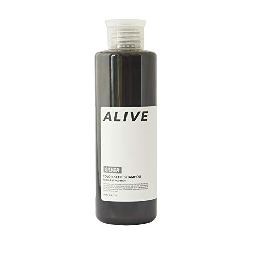 ALIVE(アライブ) カラーシャンプー シルバーシャンプー