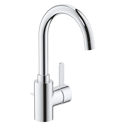 GROHE Eurosmart Cosmopolitan |  Badarmatur - Einhand-Waschtischbatterie, getrennte innenliegende Wasserwege | chrom | 32830001