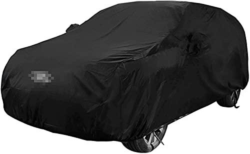LXJBH Fundas para Coche para Land Rover Range Rover SUV, Transpirable Impermeable Cubierta del Automóvil Resistente al Polvo Viento Exterior Cubre Coche