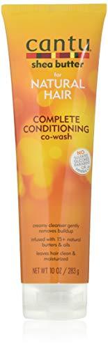 Cantu Sheaboter voor natuurlijke haarverzorging Co-Wash, 284 g