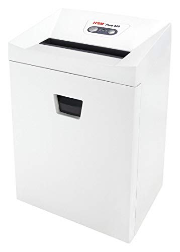 Lowest Price! HSM of America Small Office Paper Shredder, Cross-Cut Cut Style, Security Level 3
