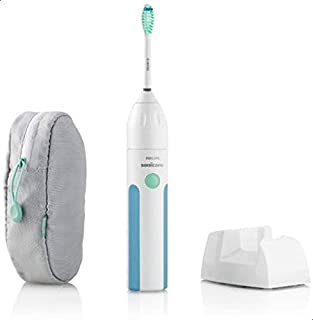 Philips Sonicare HX5610 Essence 5600 Rechargeable Electric Toothbrush, White