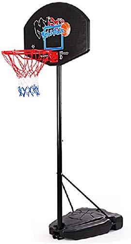 Knoijijuo Ständer HV 165-305Cm Basketball Kinder Erwachsene Können Heben Aufnahme Marco Innen, Außen Canasta Basketballkorb