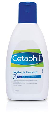 Loção de Limpeza, 120 ml, Cetaphil