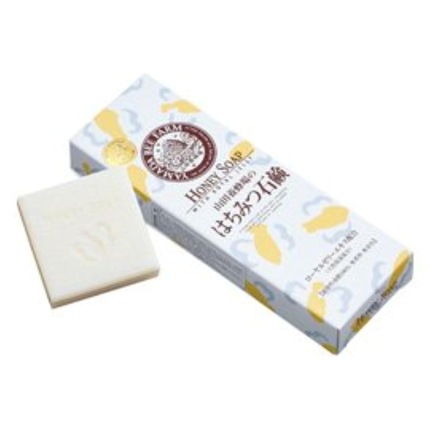 教養がある手段データムはちみつ石鹸 60g×3個入/Honey Soap