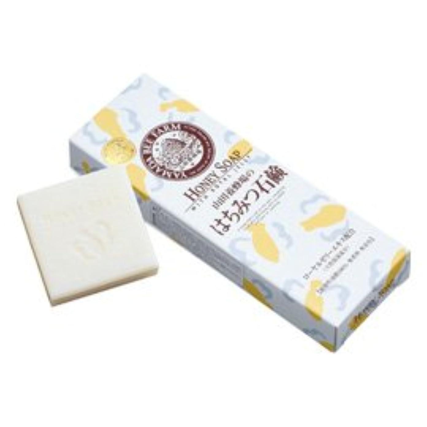 侵略好みレシピはちみつ石鹸 60g×3個入/Honey Soap