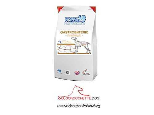 Force 10 nutraceutic Gastroenteric – anallergic 10 kg – 10 kg