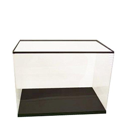 かしばこ商店 透明フィギュアケース 503235 プラスチック 組立式 W500×D320×H350mm ディスプレイケース