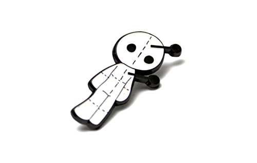 The Voodoo Doll Pin
