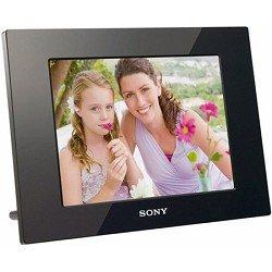 Sony DPF-D810 8-Inch SVGA LCD (4:3) Digital Photo Frame -Black