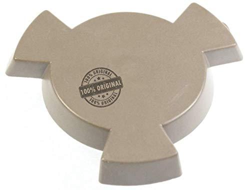 Supporto centrale per piatto rotante in vetro microonde Whirlpool 858703999262 - MAX 39 FW