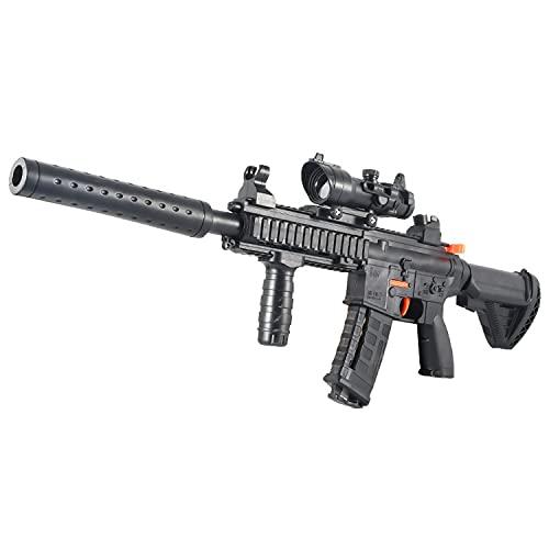 Water Bomb Toy Gun, Blaster Guns Military Combat Sniper Rifle,...
