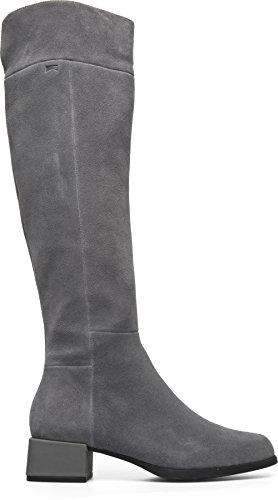 Camper Women's Kobo Fashion Boot, Medium Gray, 36 B EU (6 US)