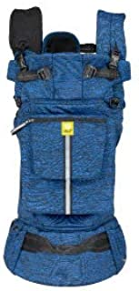 LÍLLÉbaby Pursuit Pro 6 in 1 Baby Carrier- Heathered Sapphire