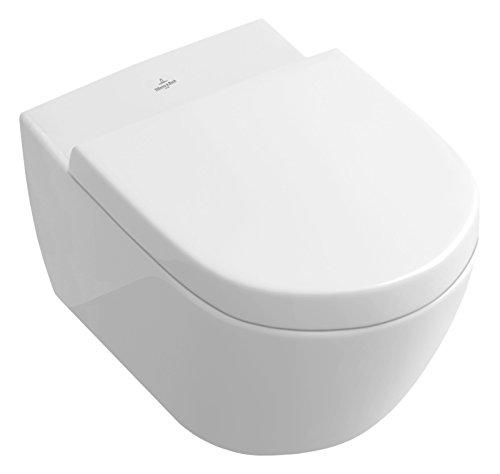 Villeroy und Boch Wand WC Tiefspüler compact SUBWAY 560610 35,