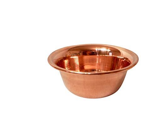 Copper Garden Kupferschale mit 9,2 cm Durchmesser - vielseitig verwendbar