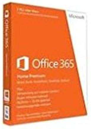 Microsoft office365 home 32/64 en sub1yr latam em nottopuert
