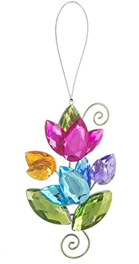 Ganz Hanging Tulip Swag Ornament