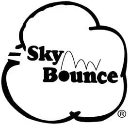 Sky Bounce Color Rubber Handballs for Recreational Handball Fetch Catch Stickball Racquetball 2 1//4-Inch and Many More Games