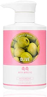 holika holika olive cleansing cream