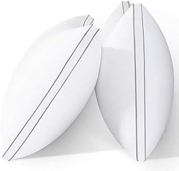 2-Pack viewstar Down Alternative Hypoallergenic Queen Size Pillows