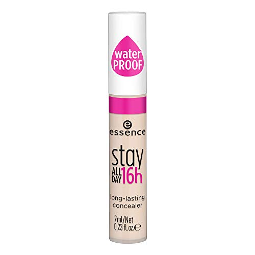 Essence - Corrector de larga duración Stay All Day 16h. - 10 Natural Beige