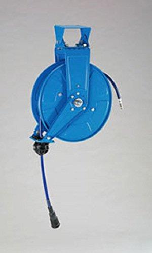 エスコ 9.5mmx15m自動巻エアーホースリール EA124BT-9.5